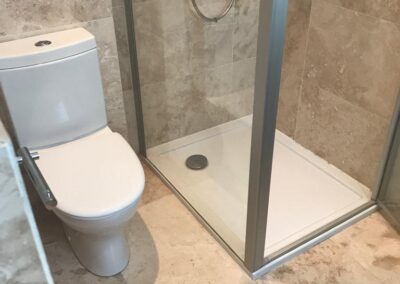 Shower End of tenancy cleaning Palmeira Square Hove