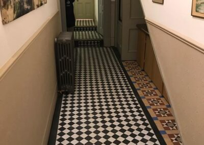 Hallway End of tenancy cleaning Palmeira Square Hove