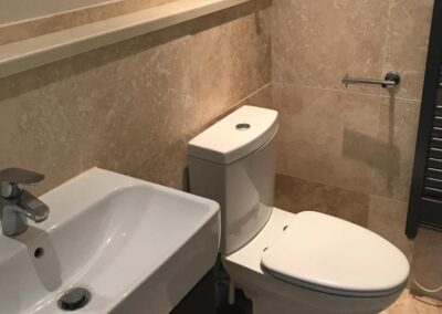 Toilet End of tenancy cleaning Palmeira Square Hove