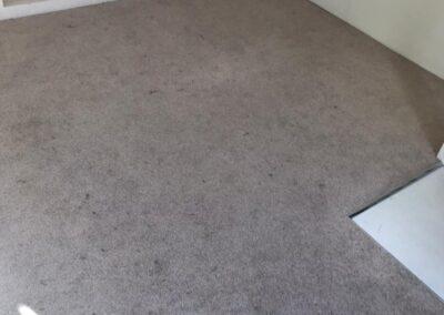 Western Rd Lewes Before cleaning floor