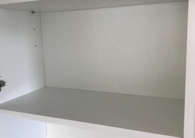 end of tenancy lewes shelves