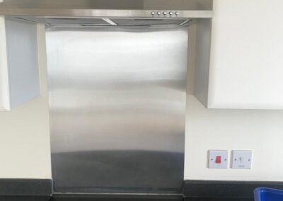 end of tenancy lewes kitchen
