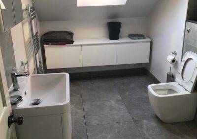 end of tenancy lewes bathroom