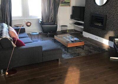 end of tenancy lewes living room cleaning