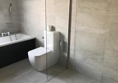 end of tenancy lewes clean bathroom