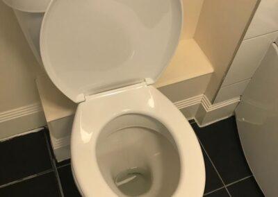 end of tenancy lewes toilet